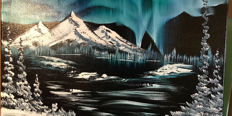 Painting in Yuma Colorado