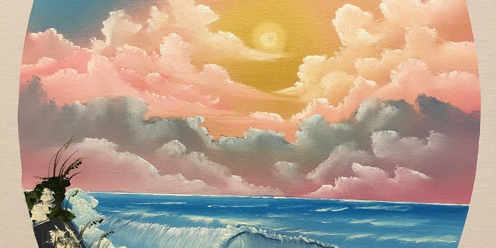 Sidney - April 7th 10 am Seascape