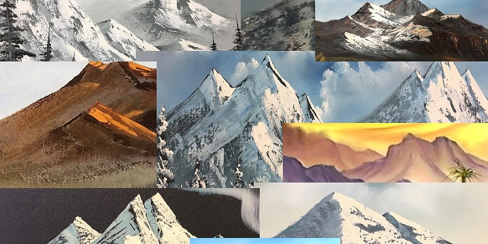 Painting in Aurora - Bi Centennial Art Center