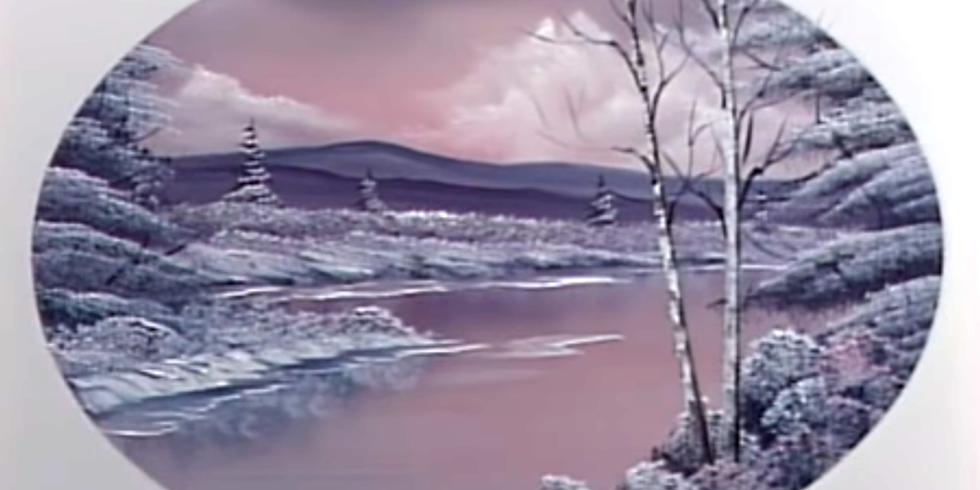 Steve Ross - Icy Lake- Meadow Wood