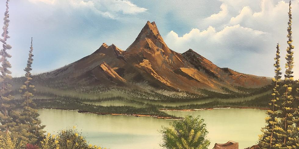 Arvada - April 5th 6 pm - Brown Mountain