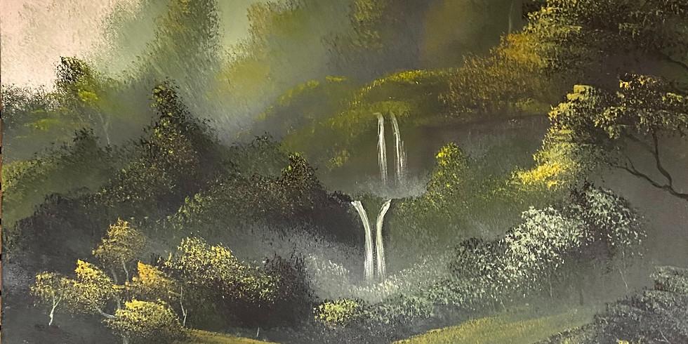 Painting in Aurora