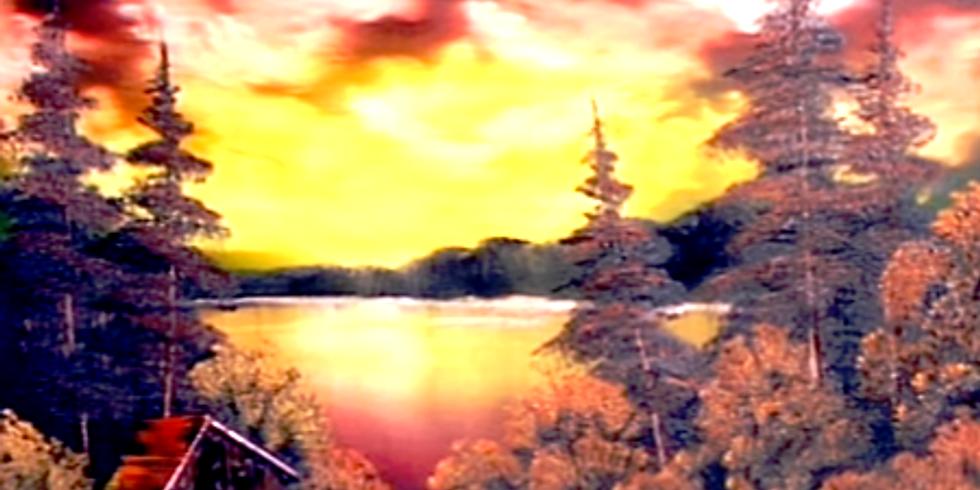 Arvada Grange Red Sunset