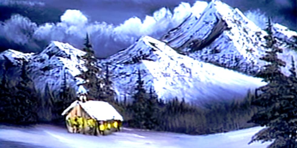 Christmas Eve Snow - Bi-Centennial Art Center