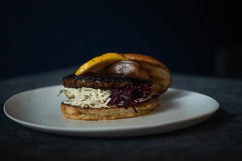 Burger du 18 décembre à retirer au restaurant