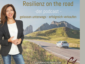 Podcast für Sales Teams - Resilienz on the Road