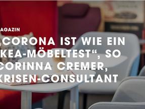 """""""Corona ist wie ein IKEA Möbeltest..."""""""