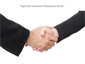 """""""...und sonst so?!"""" - psychisch belastete Mitarbeiter führen."""