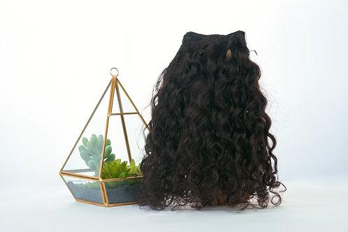 burmese natural tight curl