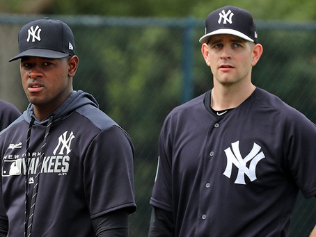 Injury Bug Continues to Plague Yankees in 2020