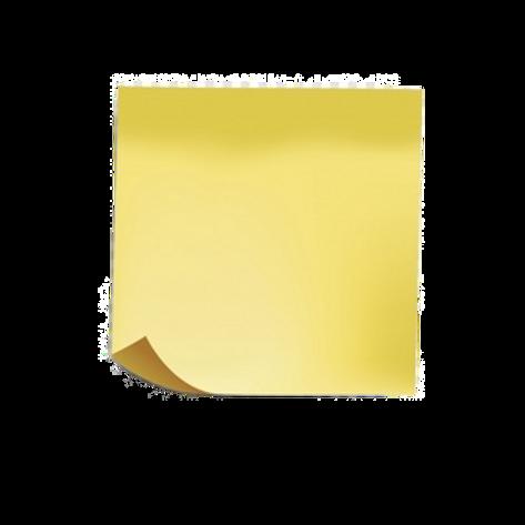 realistic-post-note-transparent-backgrou