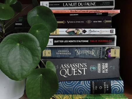Reading wrap-up - September 2021