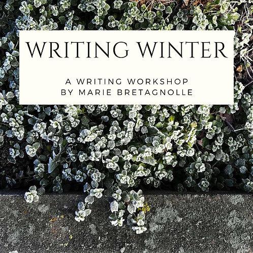 Writing Winter