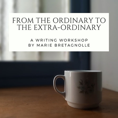 From the ordinary to the extra-ordinary