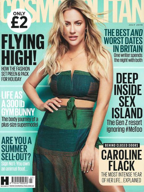 Cosmopolitan UK July 2019