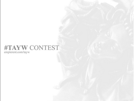 #TAYW Contest lets Empier fans talk all they want