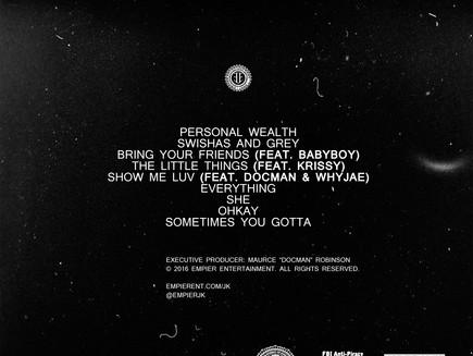 G.R.E.Y. Track List