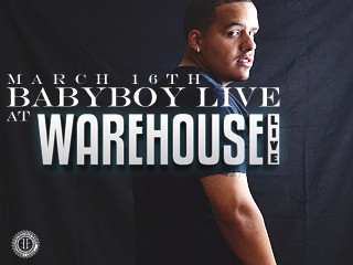 Babyboy Live!