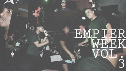 Empier Week Volume 3