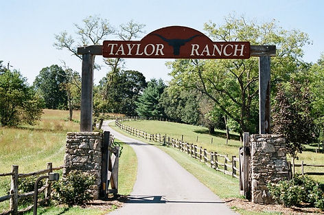 Taylor Ranch entrance