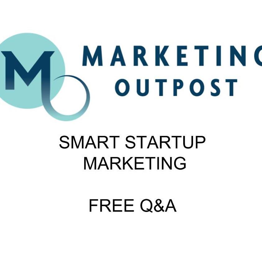 Smart STARTUP Marketing Free Q&A