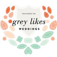 Grey Likes Weddings