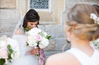Sweet Bridal Bouquet
