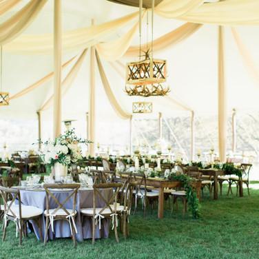 Tent Draping