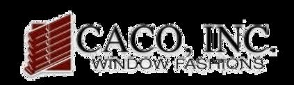 Caco Window Fashions at Carolina Blinds