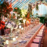 Greenhouse Setting