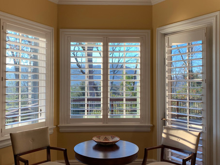 Views and Woodlore Shutters