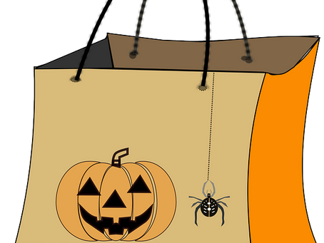 Trick or Treat? What's in the bag for October?
