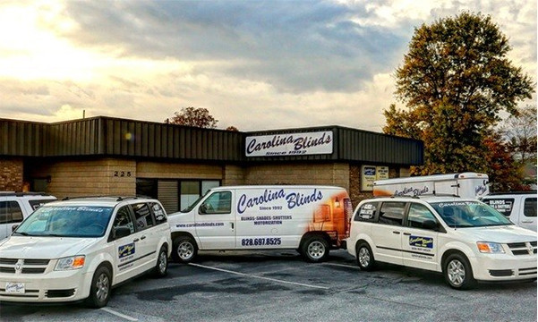 Carolina Blinds of Hendersonville and Asheville