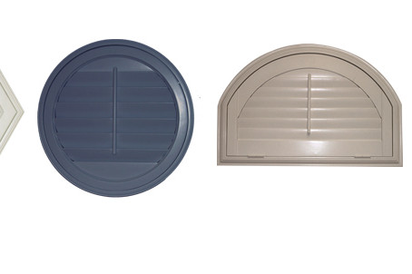 Specialty Shapes in Shutters
