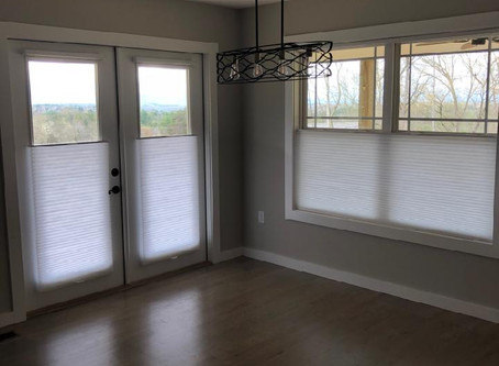 Top Down, Bottom Up Cordless Cellular Shades