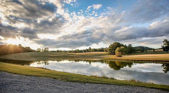 Lake view at Taylor Ranch