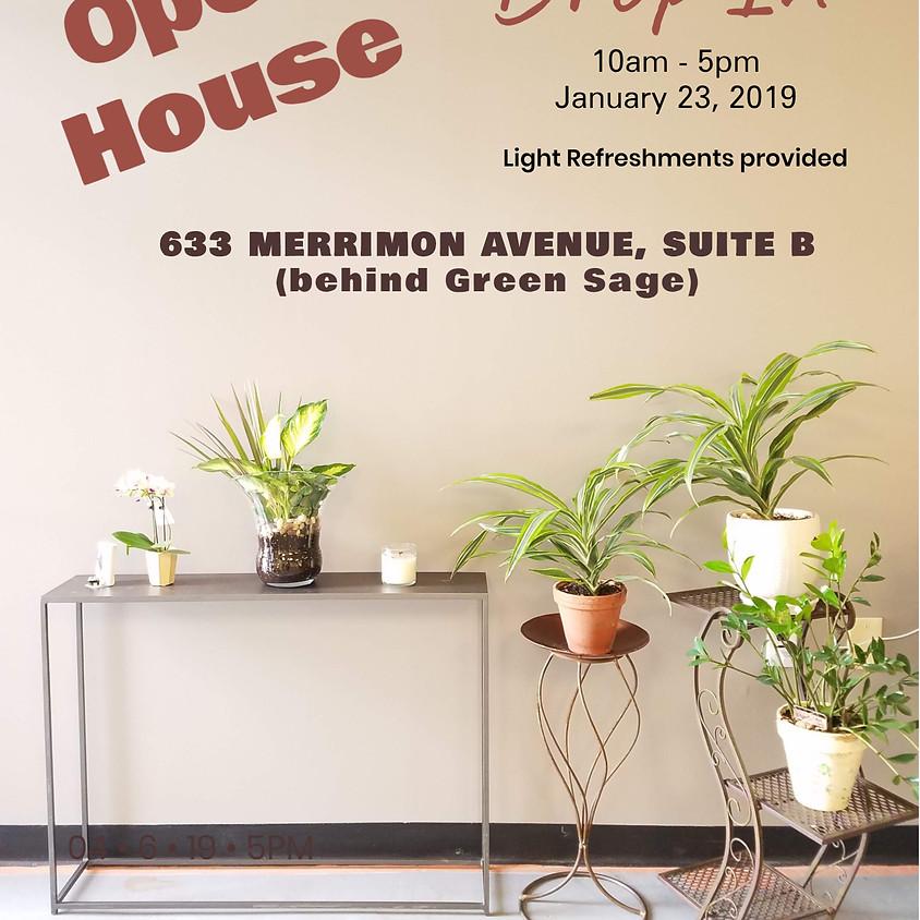 Drop In Open House
