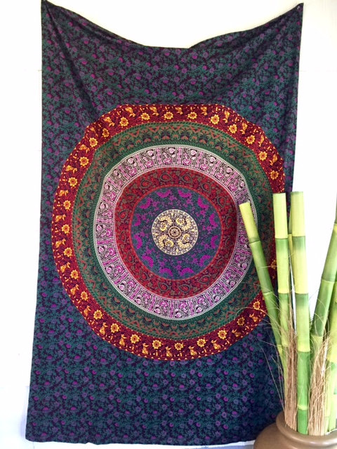 Mother Earth Tapestry