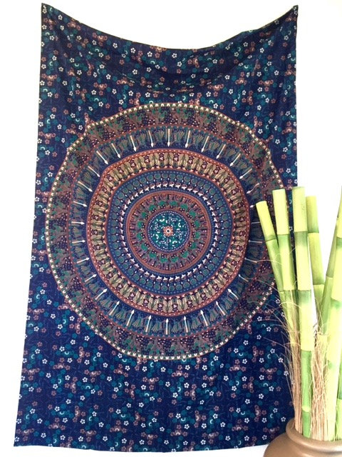 The Planet Moon Tapestry