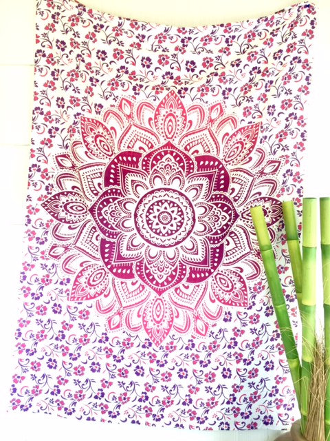 The Courage Tapestry (Pink)