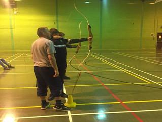 Oakfield Archery hits the bullseye with a Swindon Sport Forum Grant