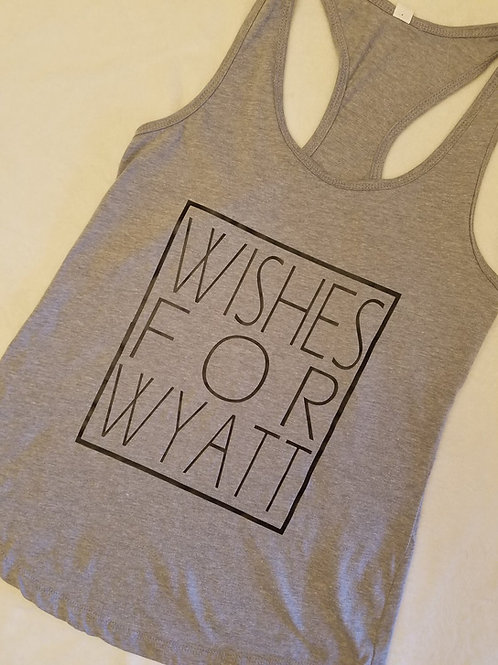 Wishes For Wyatt Tank Adult