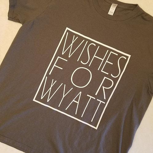 Wishes For Wyatt Tshirt Adult