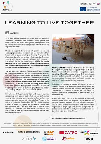 Newsletter n.4 - ARTEM.png