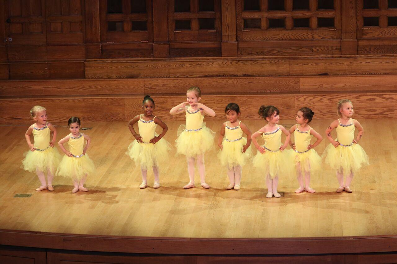 Recital 2016- Ballet 1