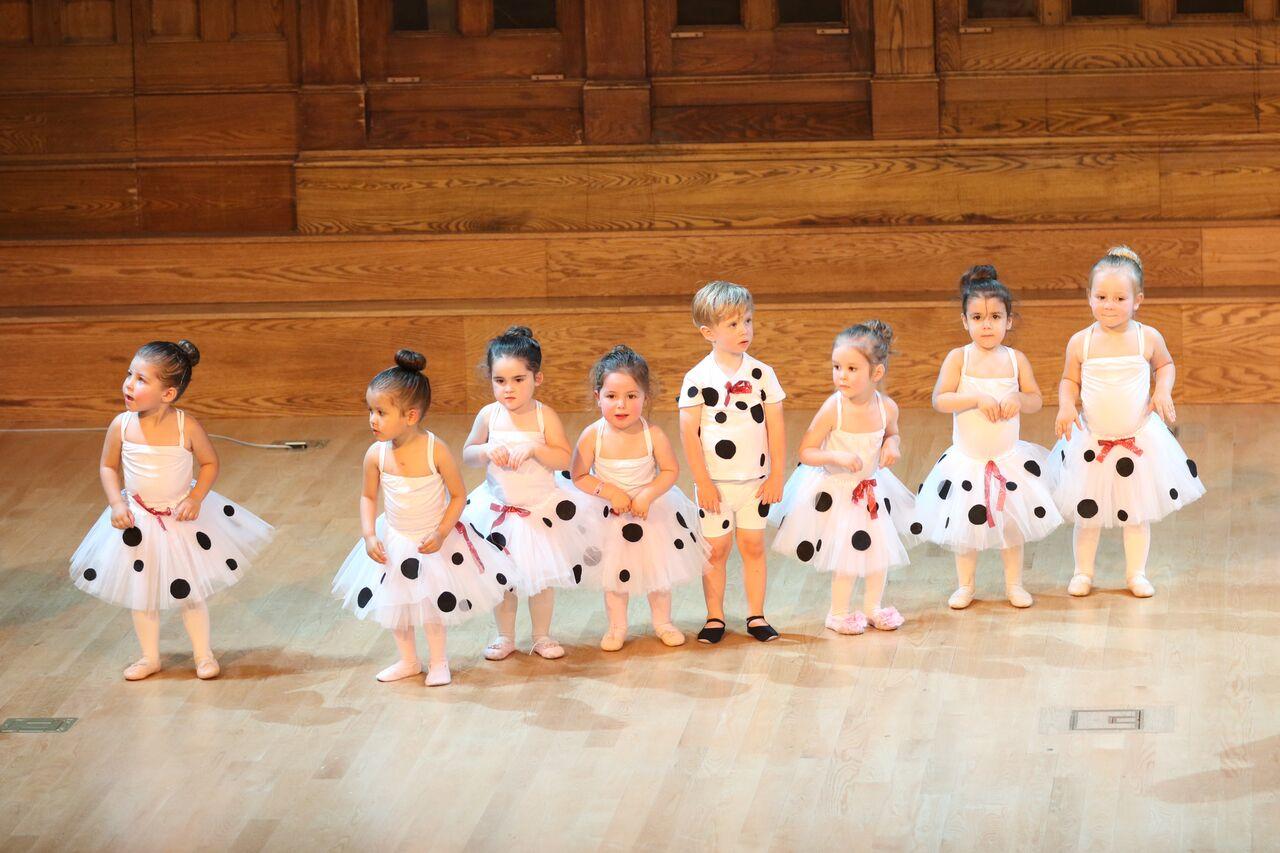 Recital 2016- Dalmatians!