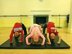 Strength, flexibility and confidence
