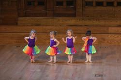 Recital 2016- Pre Ballet