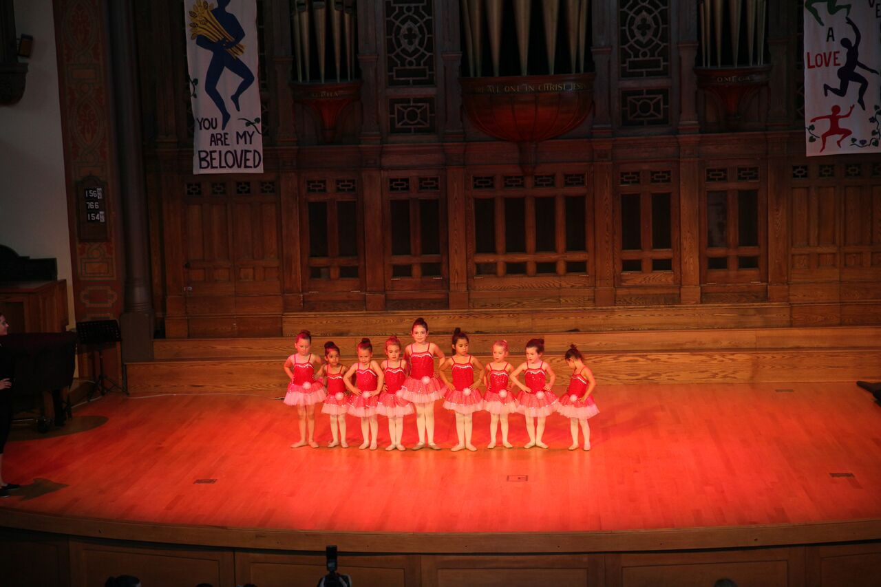 Recital 2016- Ballet 2