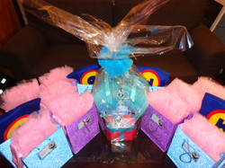 Gift Baskets and Loot Bags